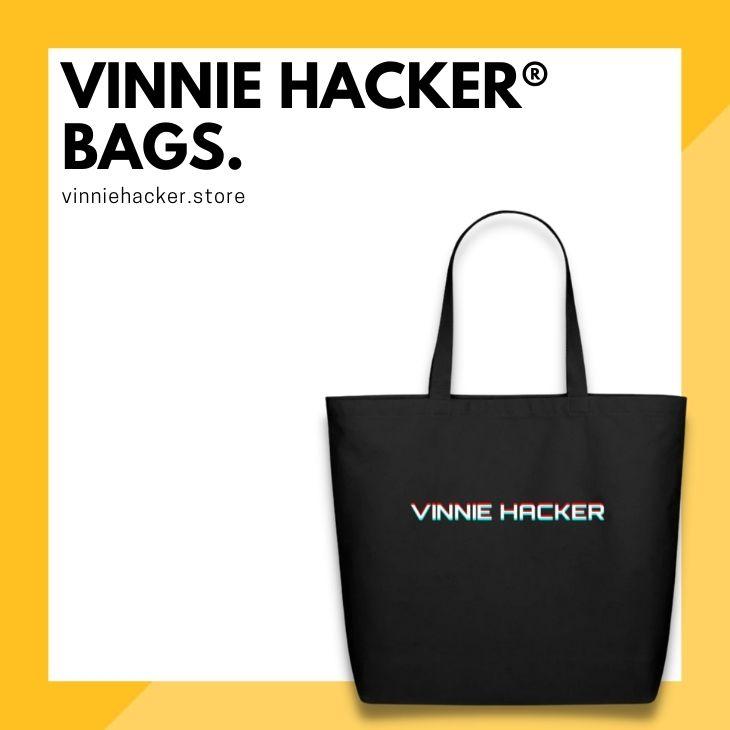 Vinnie Hacker Bags