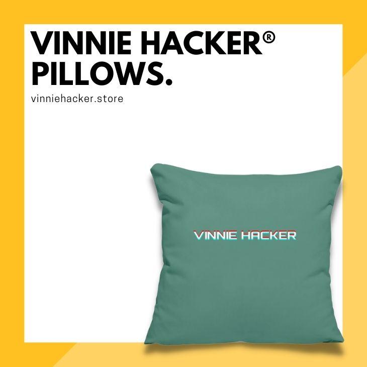Vinnie Hacker Pillows
