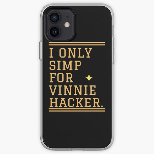 I Only Simp For Vinnie Hacker iPhone Soft Case RB1208 product Offical Vinnie Hacker Merch