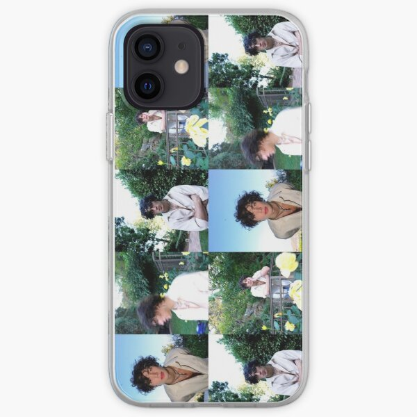 vinnie hacker collage iPhone Soft Case RB1208 product Offical Vinnie Hacker Merch
