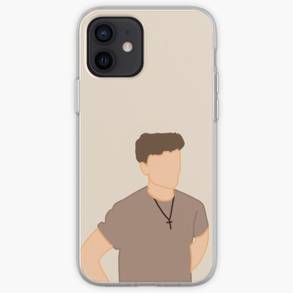 Popular male tiktoker: vinnie h.  iPhone Soft Case RB1208 product Offical Vinnie Hacker Merch