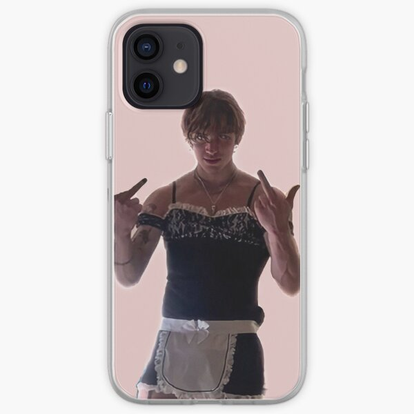 vinnie the sexy maid iPhone Soft Case RB1208 product Offical Vinnie Hacker Merch