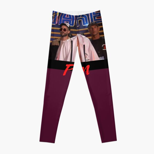 The World Shall Know Pain - Vinnie Hacker - Naruto Reference Leggings RB1208 product Offical Vinnie Hacker Merch