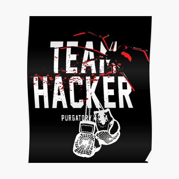 team hacker Poster RB1208 product Offical Vinnie Hacker Merch