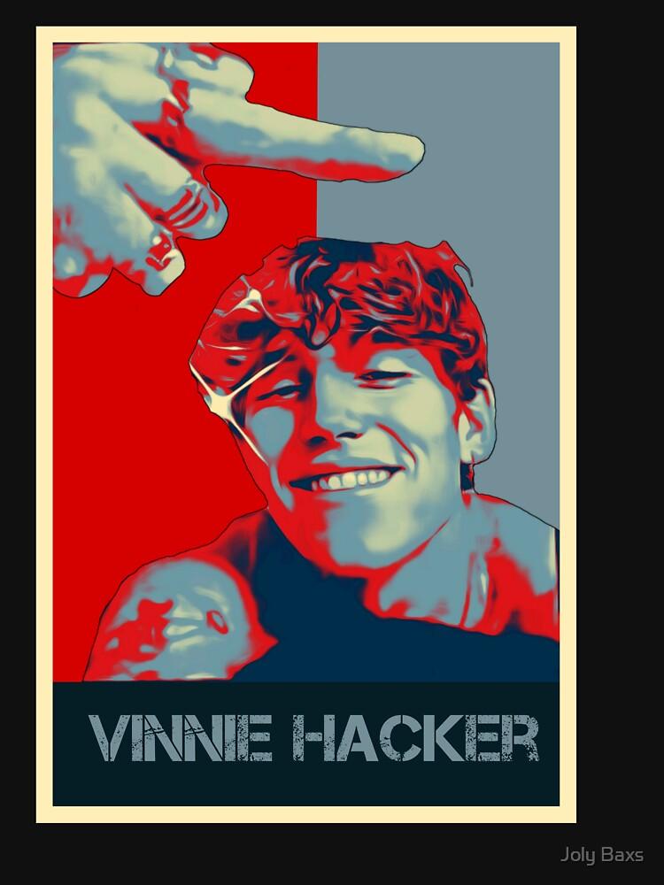 artwork Offical Vinnie Hacker Merch