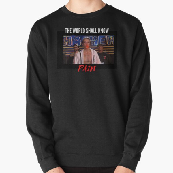 The World Shall Know Pain - Vinnie Hacker - Naruto Reference Pullover Sweatshirt RB1208 product Offical Vinnie Hacker Merch