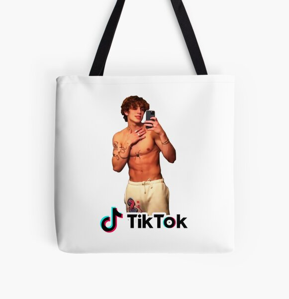 vinnie-hacker- All Over Print Tote Bag RB1208 product Offical Vinnie Hacker Merch