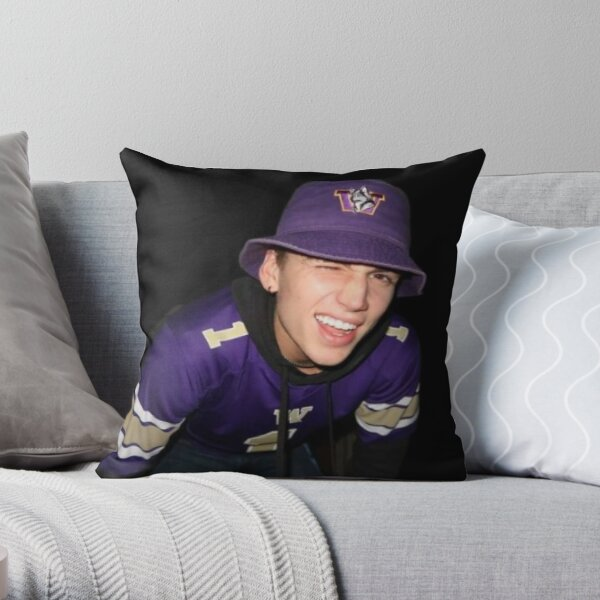Vinnie Hacker Throw Pillow RB1208 product Offical Vinnie Hacker Merch