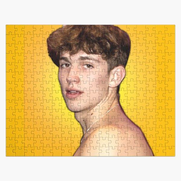 Vinnie Hacker. I Love Vinnie Hacker. Close Up. Jigsaw Puzzle RB1208 product Offical Vinnie Hacker Merch