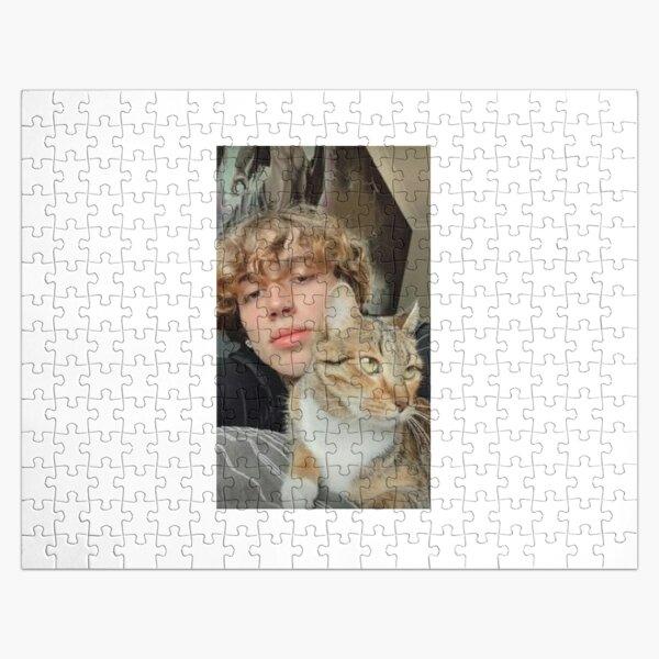 vinnie hacker cat Jigsaw Puzzle RB1208 product Offical Vinnie Hacker Merch
